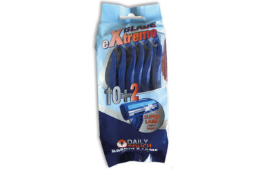 Rasoio 2 Lame 10+2 | Razors 2 Blades 10+2