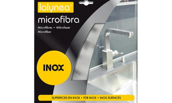 Panno microfibra Inox